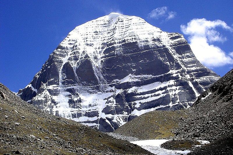 Mount Kailash (Source: Wikimedia Commons)