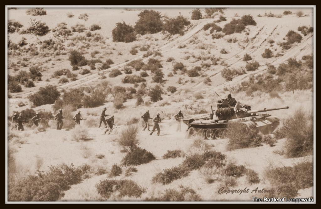 1971 Indo Pak disabled war hero land