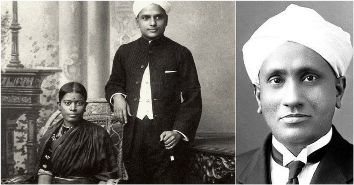 How a Sea Journey By CV Raman Placed India On The Global Science Map