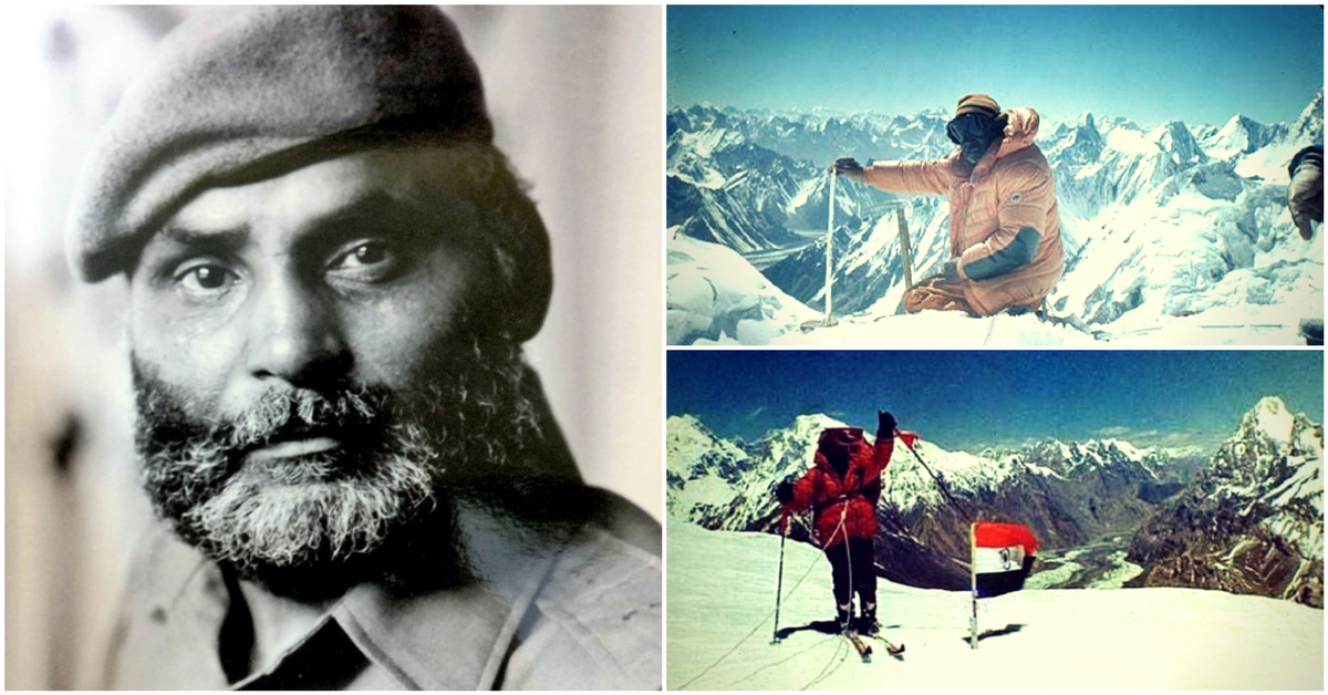 Col. Narendra 'Bull' Kumar, the Unsung Legend Who Secured Siachen For India
