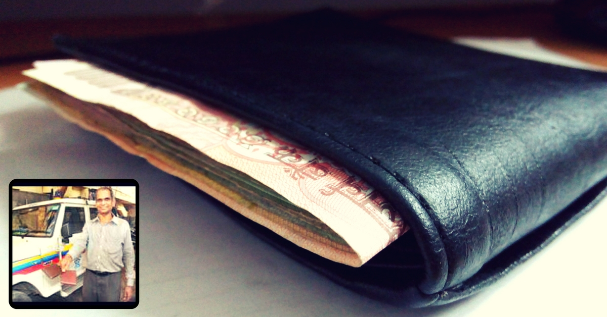 Pickpocketed in Andheri? Meet the Man Who Can Help You Get Your Wallet Back