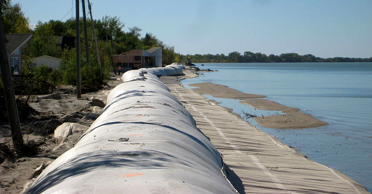 Saving Our Beaches: Kerala To Fight Coastal Erosion With These Giant Tubes
