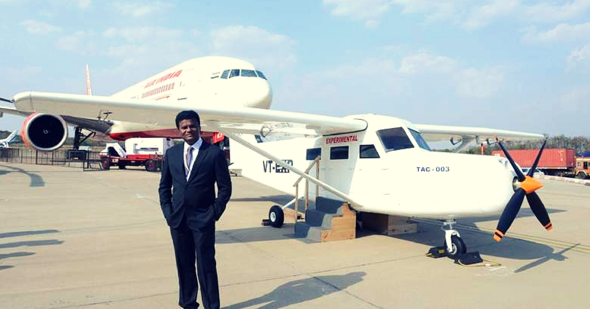 Pilot Inks 35000 Crore Deal With Maharashtra to Make India's 1st Plane Factory!