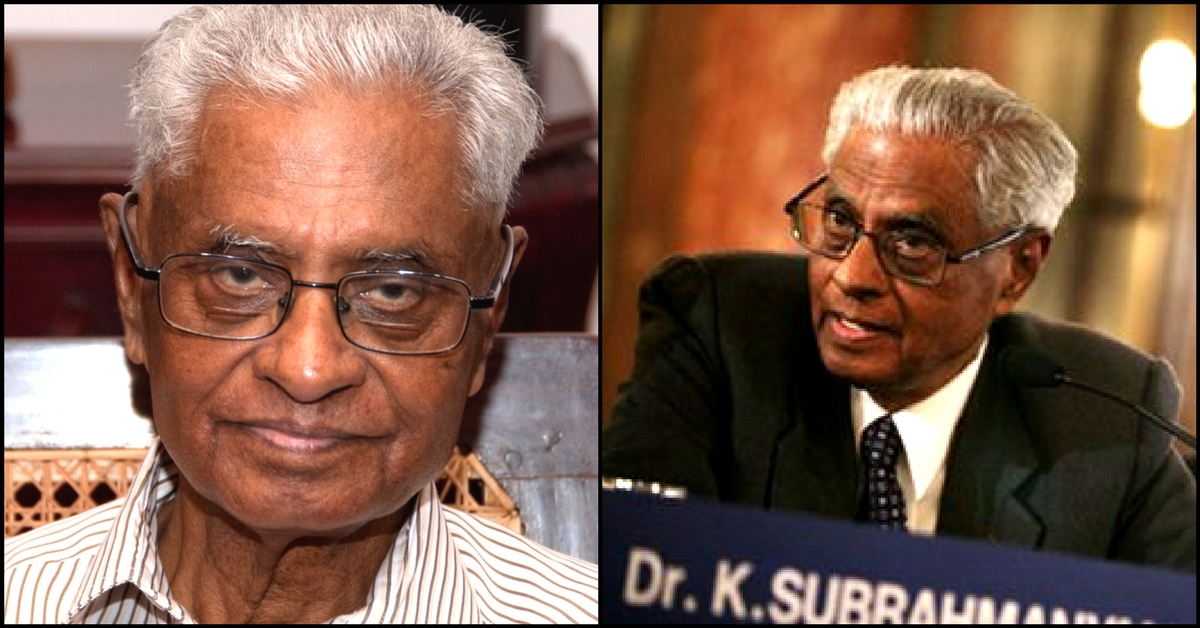 Remembering the Brilliant IAS Officer Who Was India's Most Respected Strategic Thinker
