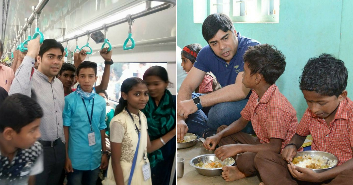 This Dedicated IAS Officer's Novel Ideas Are Preventing Tribal Kids From Dropping Out!