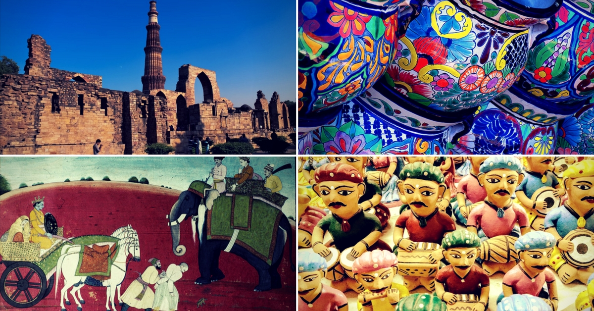 Like Stepping out of the Ordinary? Then These Pan-India Heritage Walks Are a Must-Attend