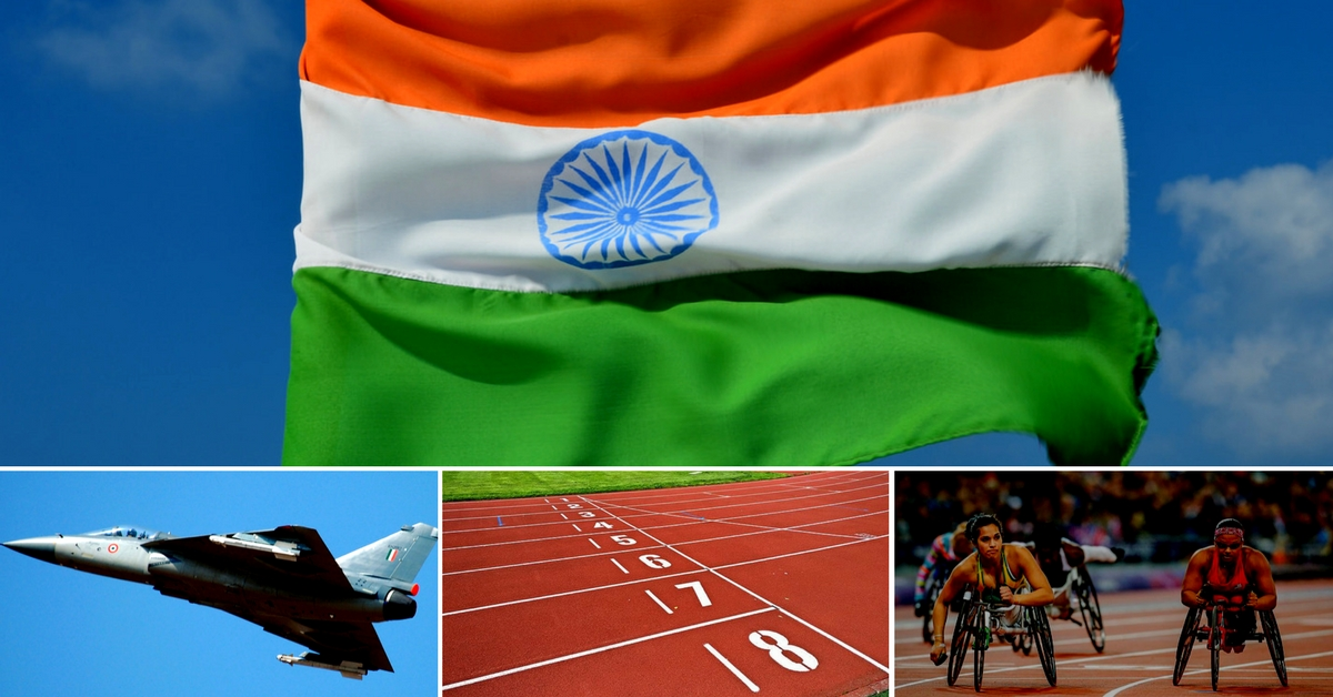 The Indian Air Force Is Organising a Special Paralympics for the Children of Air Warriors!