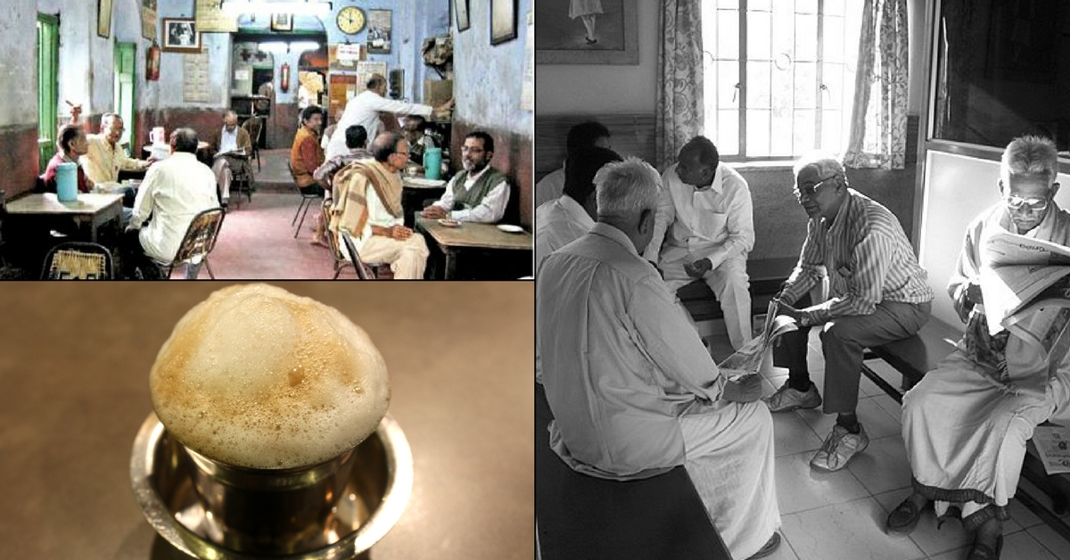 From Tagore to Netaji, India's Oldest Coffee Houses are an Iconic Part of History!