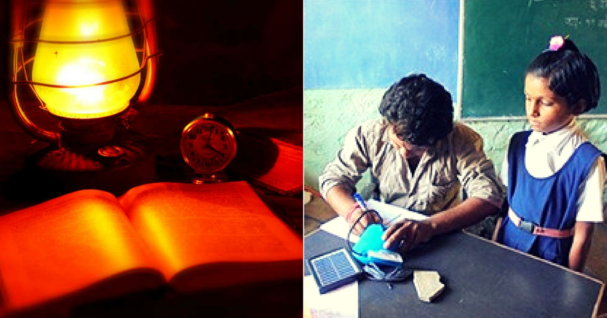Let There Be Light: Over a Million Rural Students Benefit From IIT- Bombay's Solar Lamps!