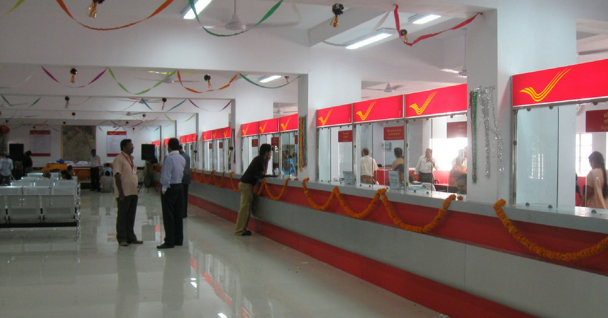 Your Neighbourhood Post-Office Will Soon Be a India Post Payments Bank!