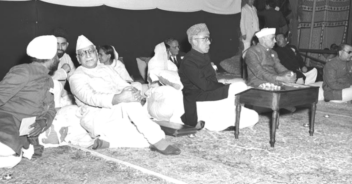 Untold Story: How One Note to Nehru Changed The Fate of Jammu And Kashmir
