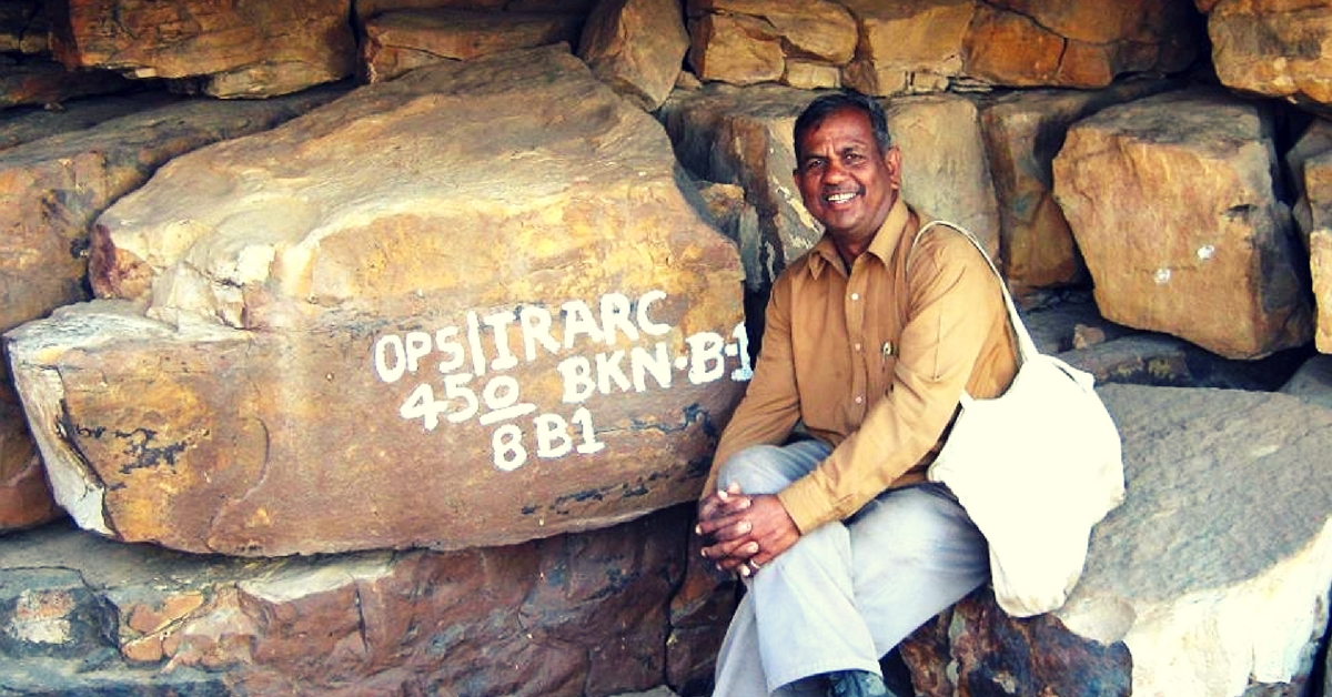 Why This 63-Year-Old School Dropout Is No Less Than An Archaeologist!