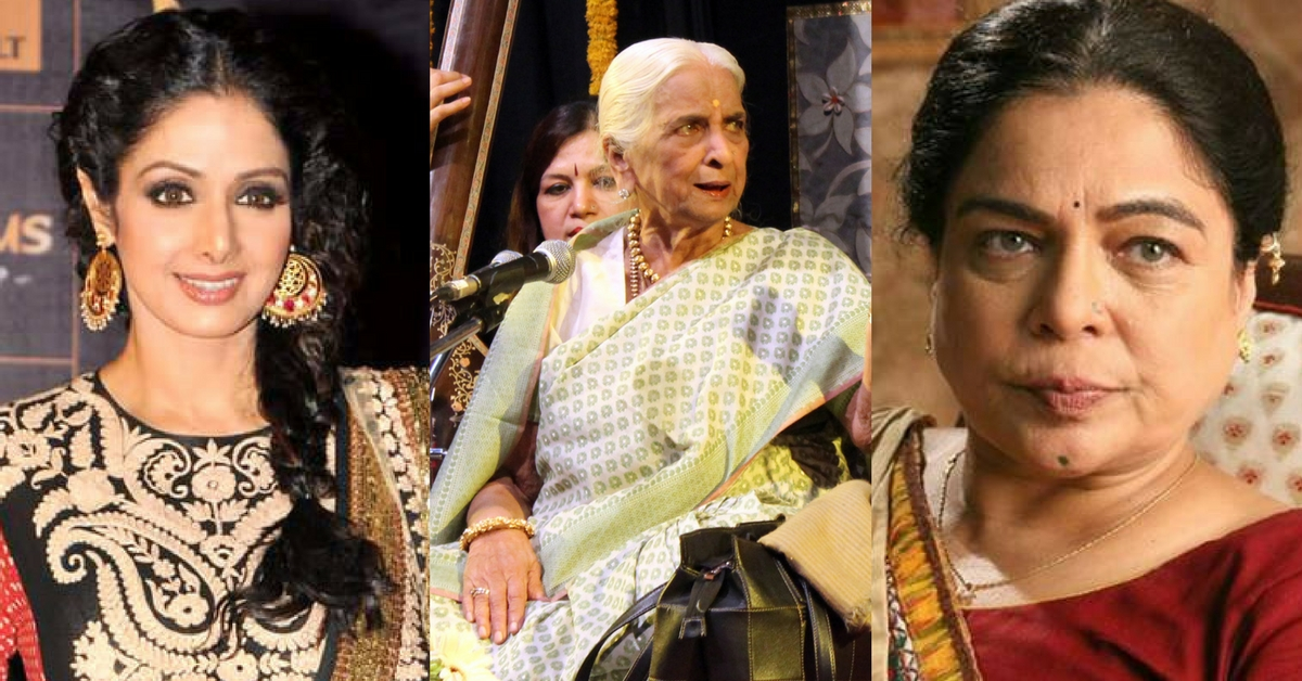 4 Iconic Indian Women Who May Have Gone but Will Never Be Forgotten!