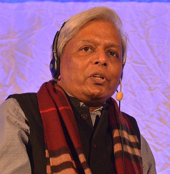 Prof K VijayRaghavan (Source: Wikimedia Commons)