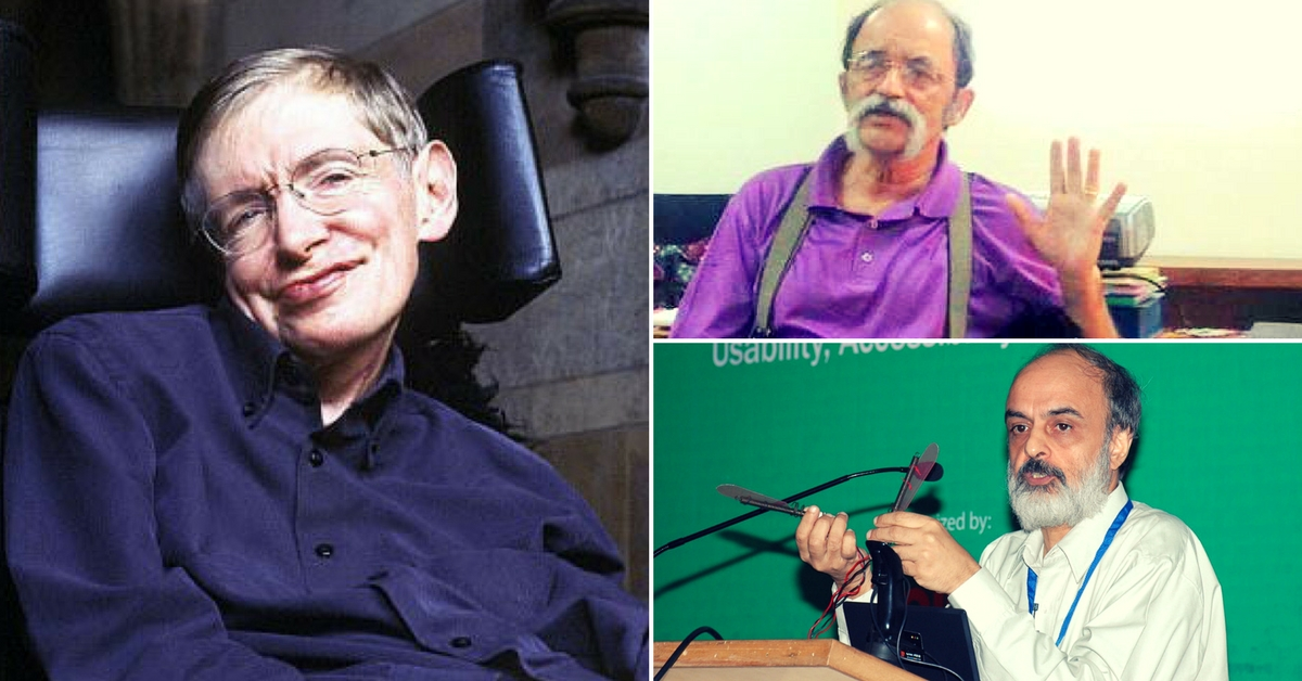 Meet The Indian Engineers Who Helped Stephen Hawking Get His Voice Back
