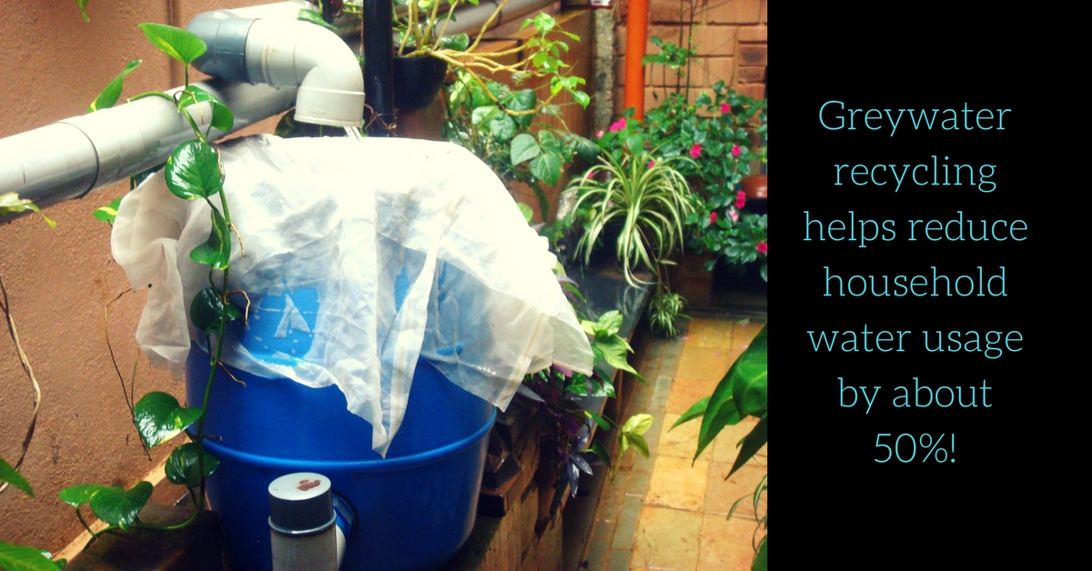 Saving Water Made Easy: Your Guide To Greywater Recycling At Home
