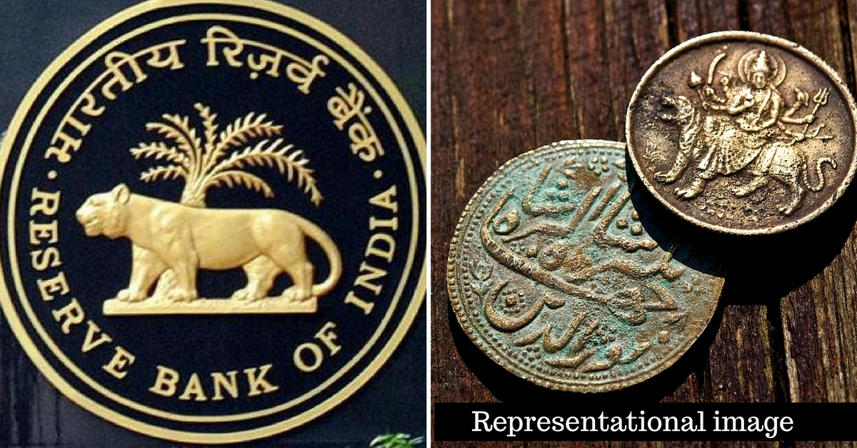 Here's How You Can Get Your Hands on India's New Rs 350 Coin!