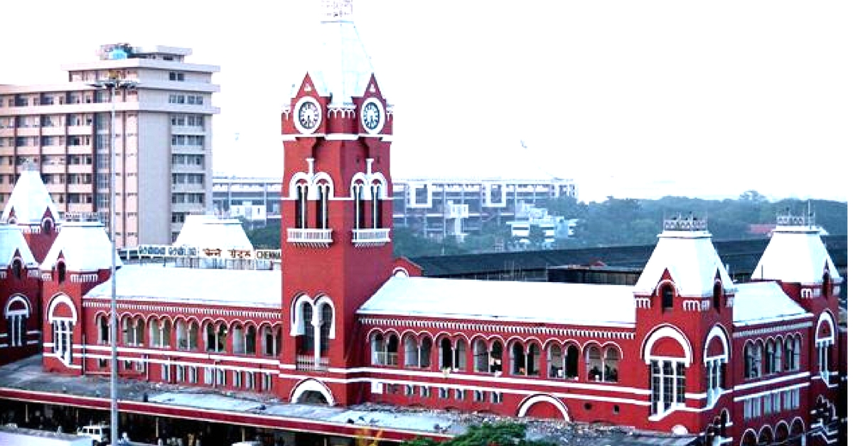 Rail Revamp: Chennai Central to Get Significant Upgrades in Passenger Amenities!