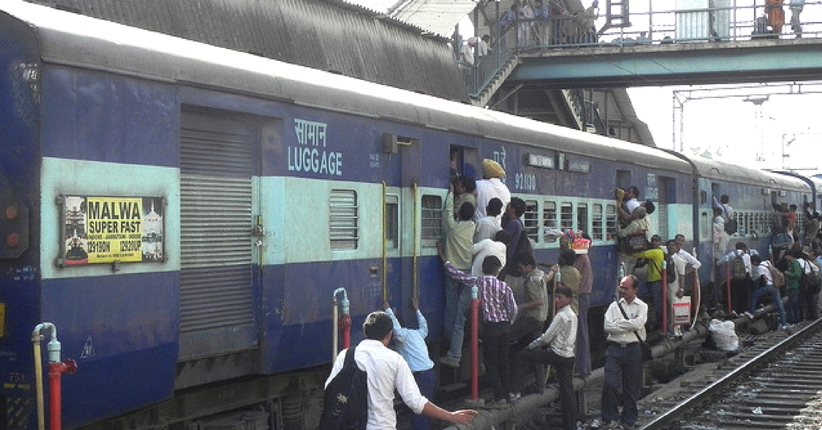 Ticketless Travellers Give Tidy Bonus to Railways, Help It Earn an Extra Rs 1000 Crore!