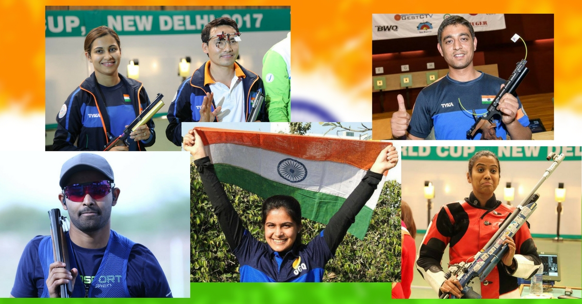 India's Young Guns Triumph At Shooting World Cup, Bring Back Highest-Ever Medal Haul!