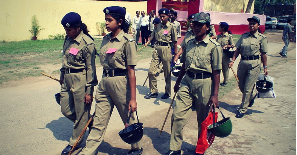 All-New, All-Women Scooter Squads to Patrol Kolkata's Streets