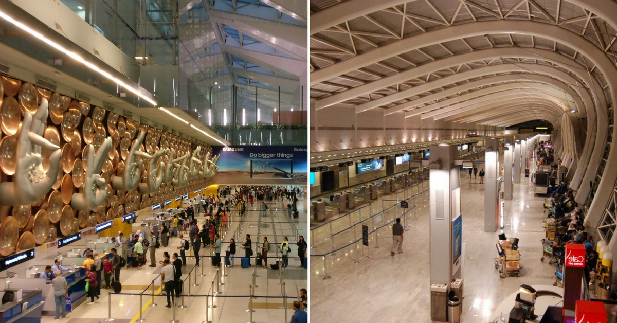 Ranked World's Best, Mumbai & Delhi Airports Make India Proud!