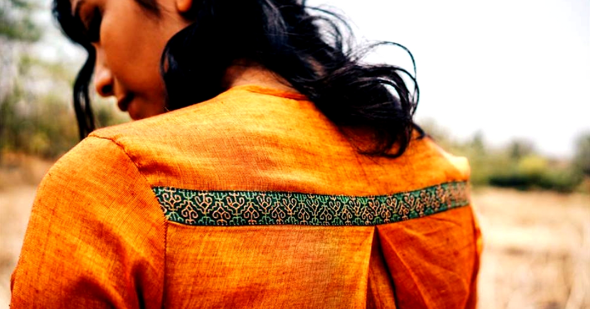 Rediscover the magical and revered Ilkal weaves, courtesy Dori. Image Courtesy: Unfactory.
