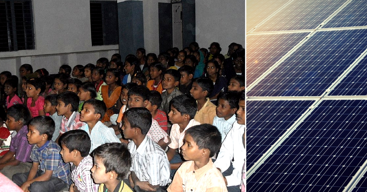 West Bengal Goes Green, to Light up 2000 Schools with Solar Power by 2019!