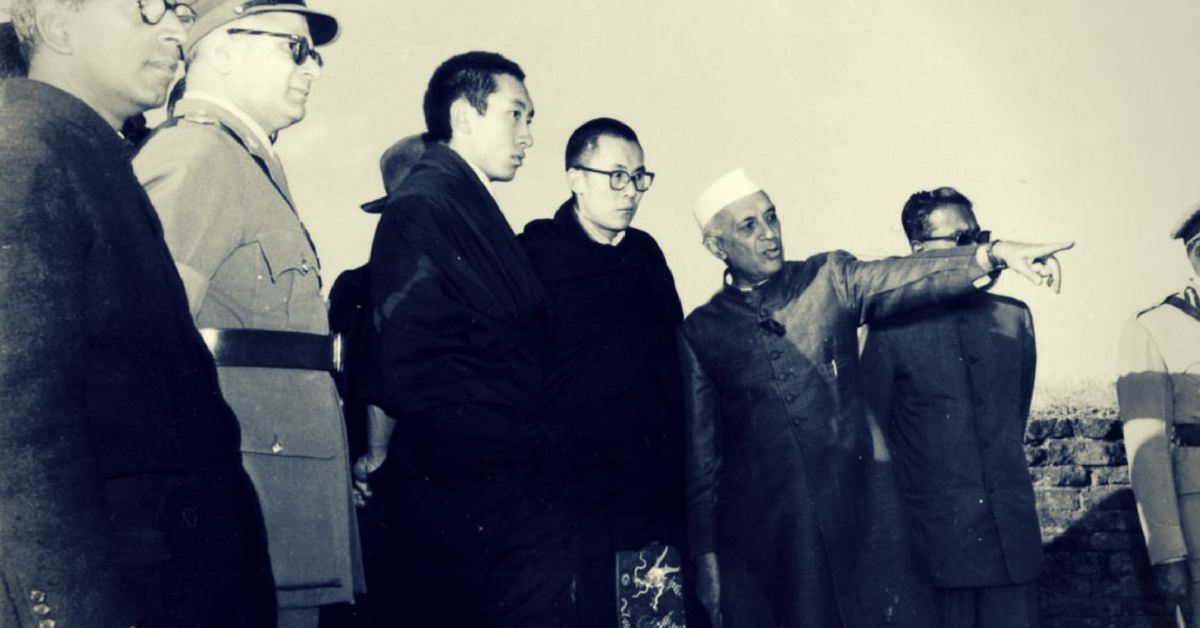 Know When The Dalai Lama First Visited India? It's Probably Not When You Think