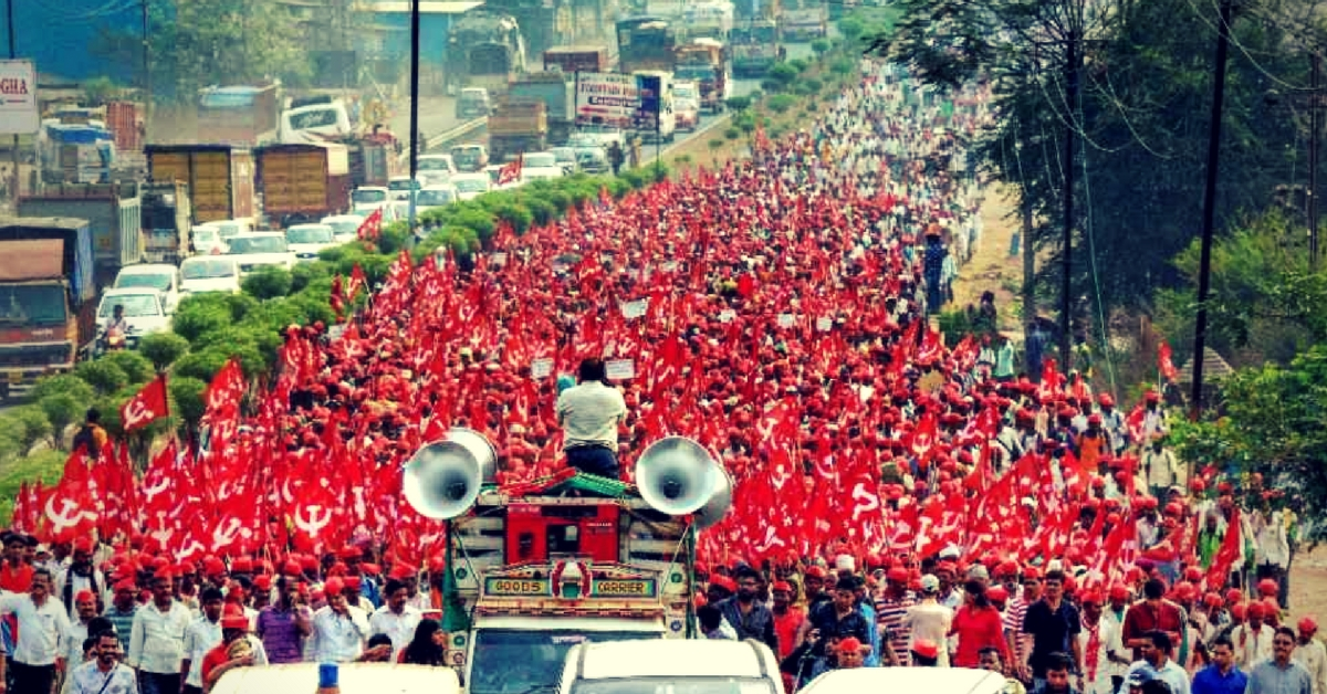 Why Have Thousands of Farmers Converged on Mumbai? Here Are Some Answers