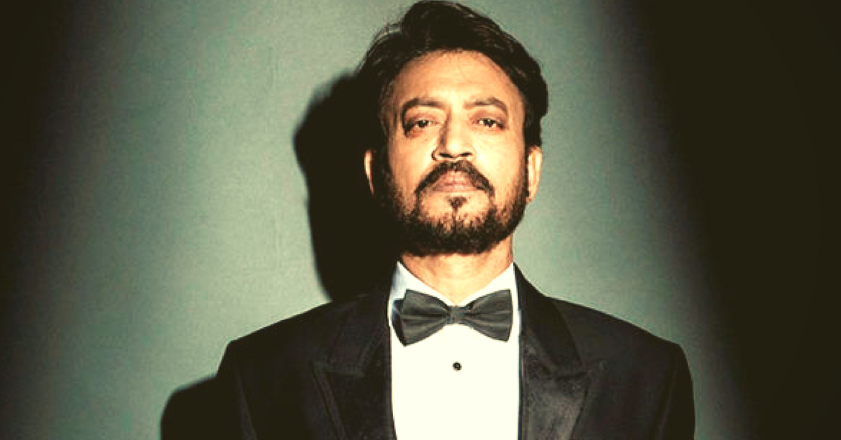 Irrfan Khan's New Tweet Is an Eye Opener to  Society. Are We Listening?