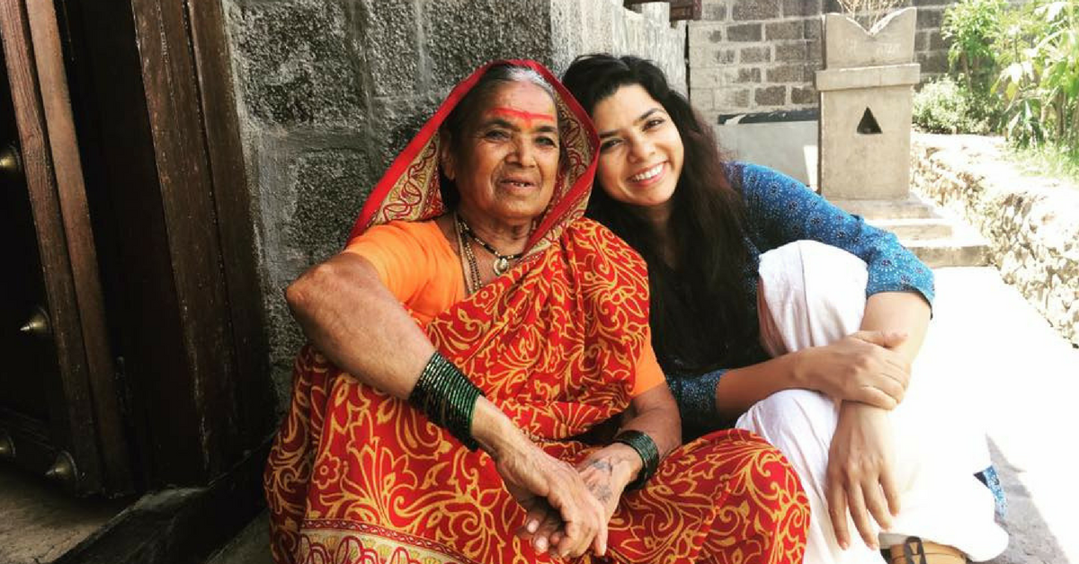 This Actress Single-Handedly Transformed a Drought-Hit Maharashtra Village!