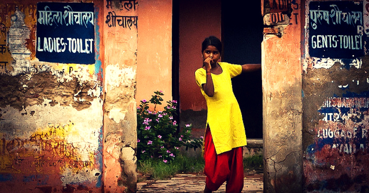 This Student's Tireless Effort Is Making A Karnataka Village Open-Defecation Free!