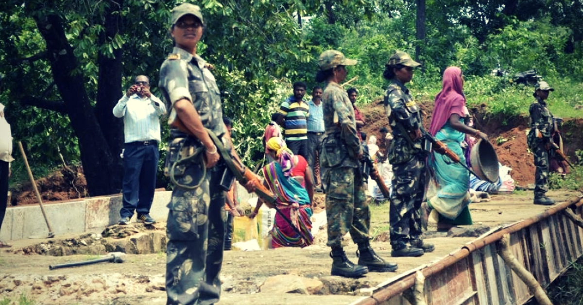 Women Commandos Are Taking On Naxals & Its Potential Game-Changer
