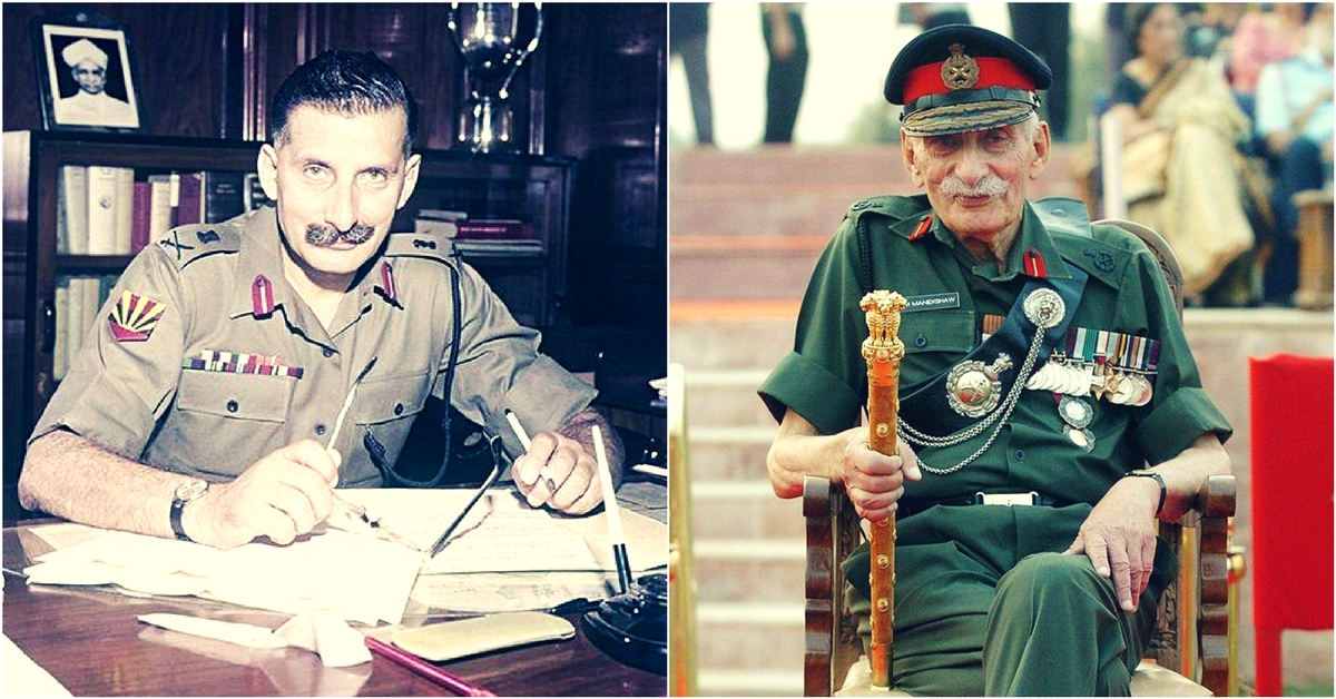 Field Marshal Sam Manekshaw, the Legend Who Was India's Greatest General