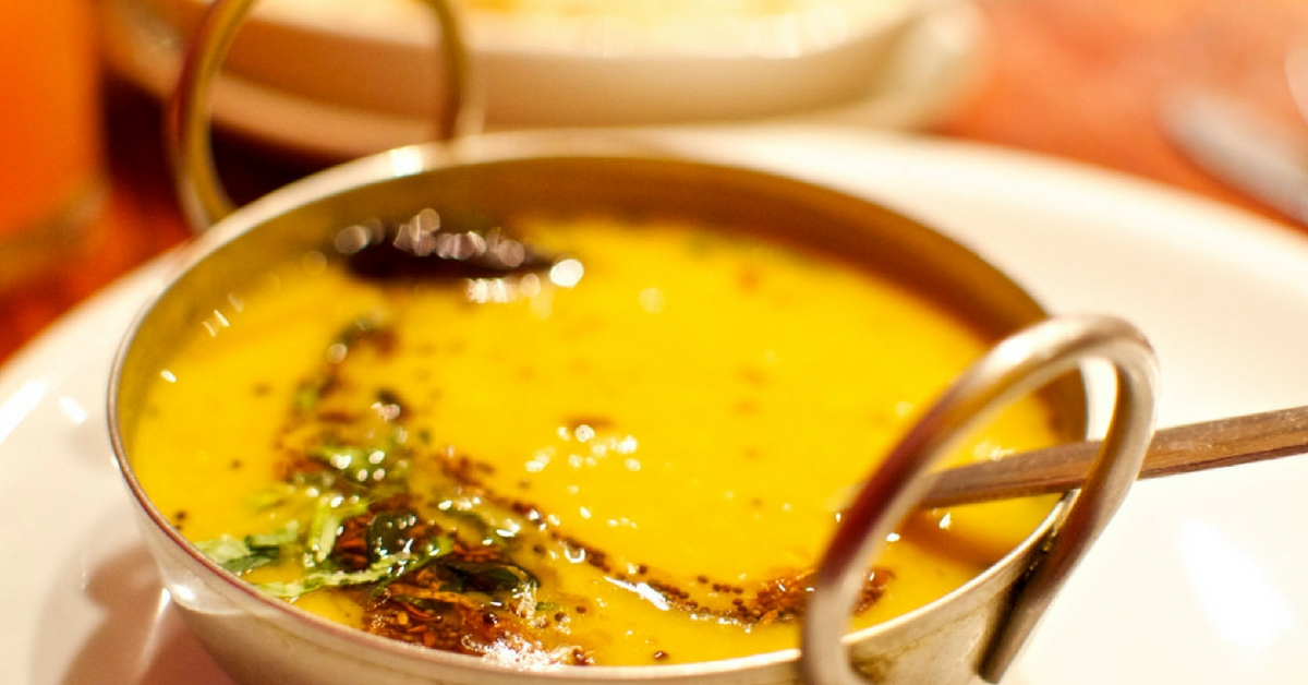 Add a bowl of dal with your meals, for some nutritional goodness! Representative image only. Image Courtesy: Wikimedia Commons.