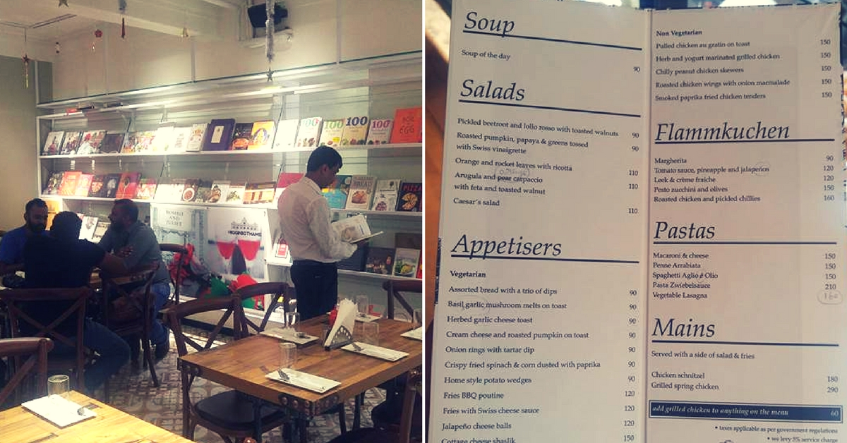 How a Chennai Cafe Altered Its Menu to Raise Awareness About Dyslexia!