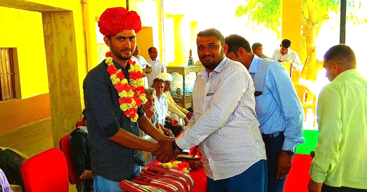 He Once Walked Barefoot to School. Today, This Village Lad Is an ISRO Scientist!