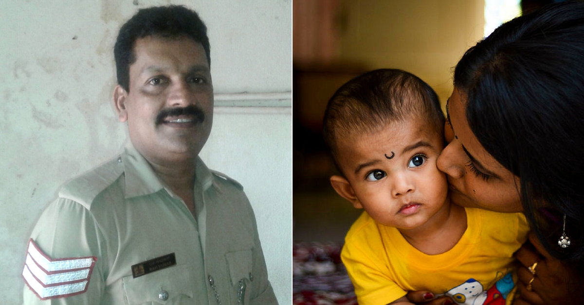 How a Mangaluru Cop's Selfless & Timely Action Saved a Pregnant Woman's Life