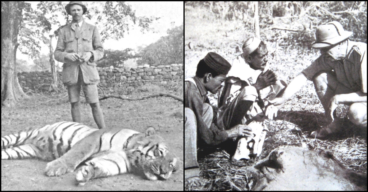Jim Corbett: The Hunter Called 'Carpet Sahib' Who Became a Crusader for Animal Rights