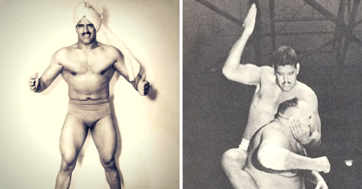 Legendary Wrestler Dara Singh Recently Got Inducted Into WWE Hall of Fame. Here's Why