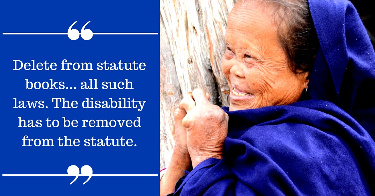 Remove Archaic Laws Discriminating Against Leprosy Patients: SC Orders Govt.
