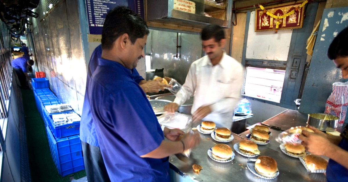 IRCTC Lowers Prices of Rail Meals, Ramps up Quality of Catering Services!