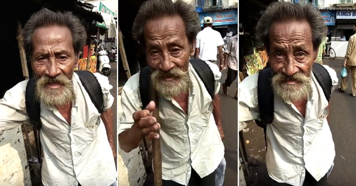 This YouTube Video United a Manipuri Man with Family After 40 Long Years!
