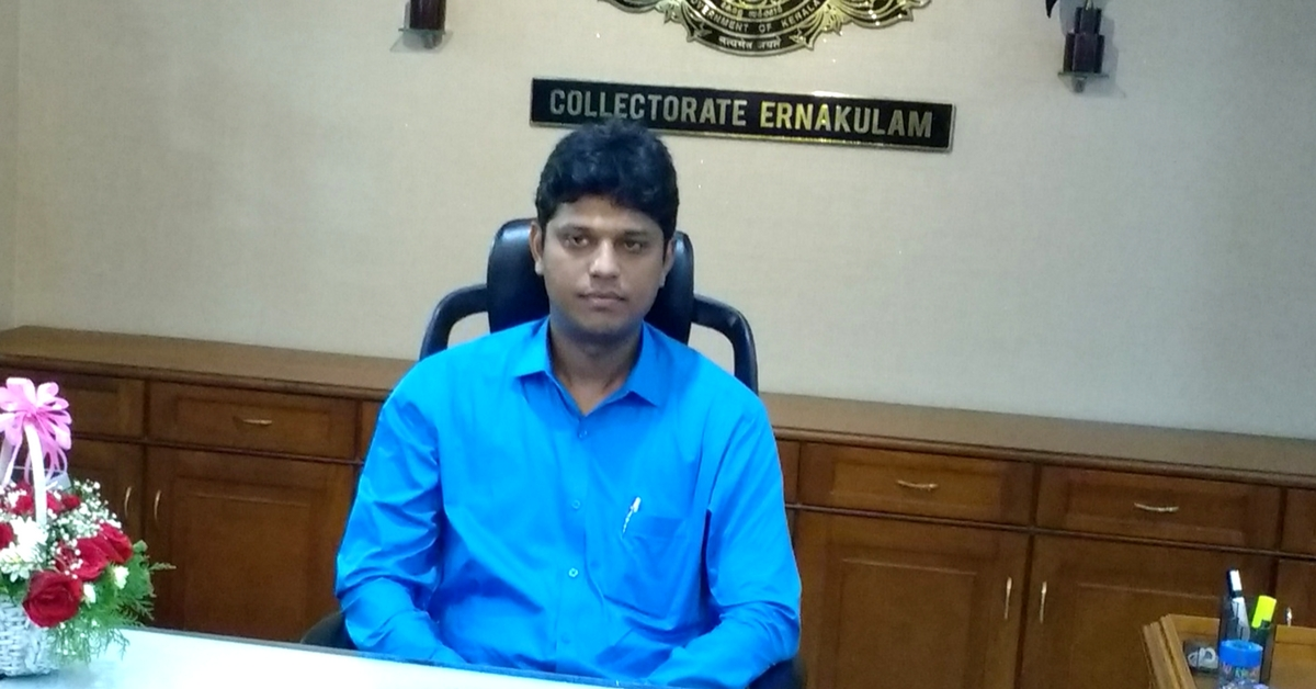Kochi Collector Follows True Democracy, to Hold 'Open House' to Sort Traffic Woes