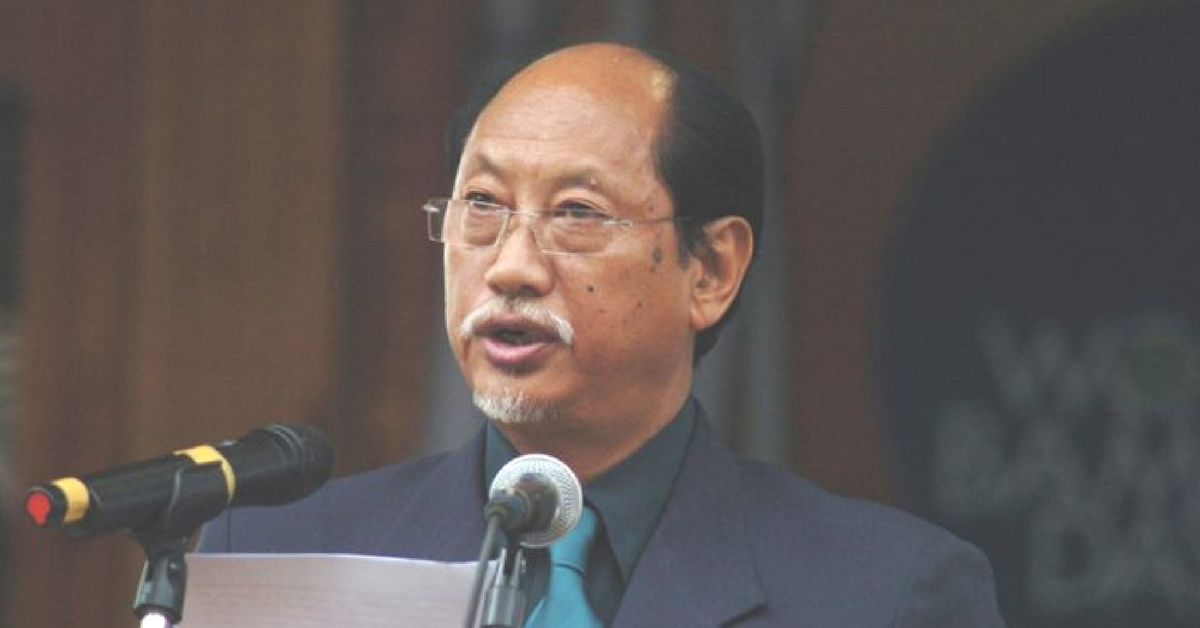 "Hope on the horizon? Nagaland CM Says Naga Peace Accord Talks Between Centre And NSCN (I-M) Are in ""Final Stages"""