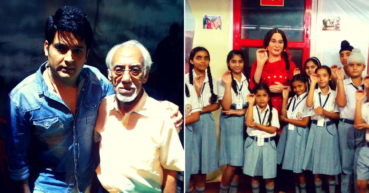 Trolled by Netizens, This Old Ludhiana Man's Wax Museum Has A Moving Story Behind It!