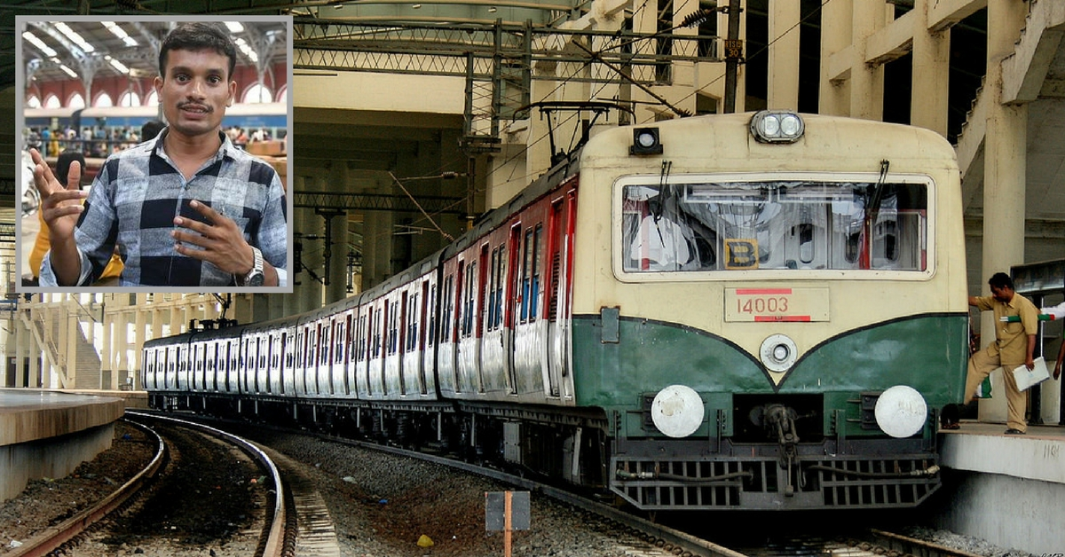 RPF Cop Leaps From Moving Train, Rescues Woman from Rape Attempt!