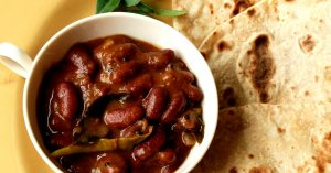 Rustle up some good old rajma, and have a healthy meal! Representative image only. Image Courtesy: Wikimedia Commons.