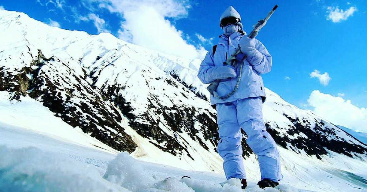 Pune Couple Sells Jewellery To Set Up Oxygen Plant For Siachen Jawans!